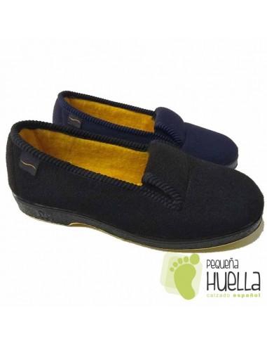 cb43e4db Comprar zapatillas de señora de invierno planas Doctor Cutillas 472