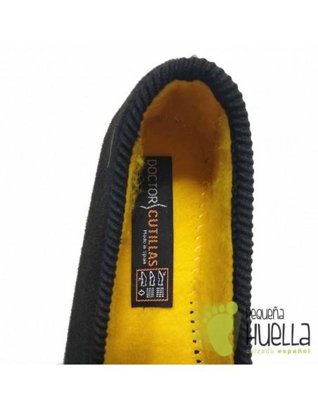 Zapatillas Casa Abuelita Doctor Cutillas 472