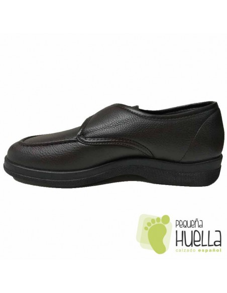 Zapatillas Marrones con velcro Doctor Cutillas 21296