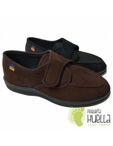 Zapatillas Caballero con velcro Doctor Cutillas 21292