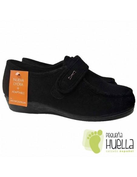 Doctor Cutillas 771 Zapatillas Anchas Señora