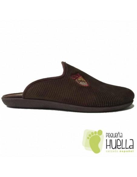 Zapatillas Hombre Pana de CASA Dona