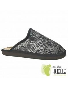 Zapatillas de casa Hombre Doctor Cutillas 8035