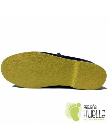 Zapatillas de cuadros para hombre JAVER