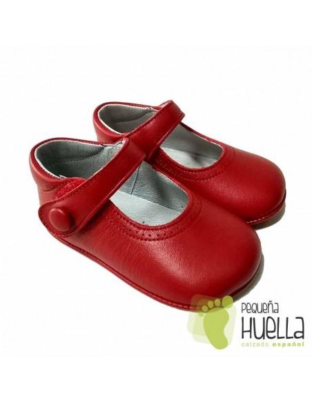 Merceditas rojas Bebé