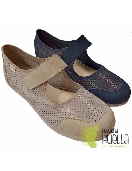 Zapatos Mujer cómodos 3175