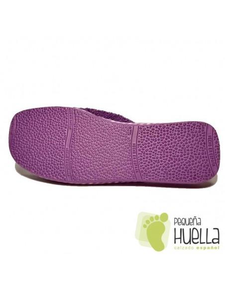 Zapatillas de toalla para mujer de verano Berevëre v1235