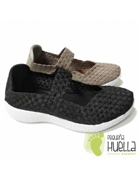 Zapatos memory foam mujer Doctor Cutillas 13601