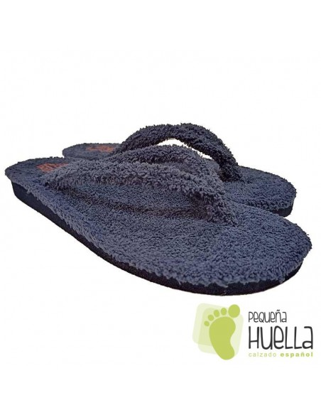 Zapatillas de toalla para Casa de hombre Berevere V9120
