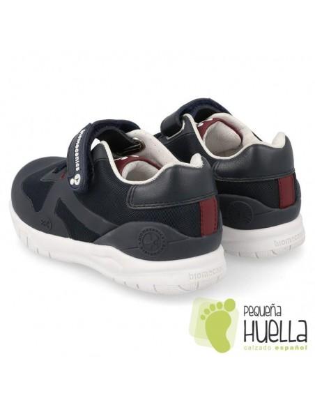 Zapatillas deportivas azules para niños y niñas Biomecanics 191192