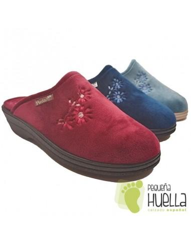 Zapatillas Casa Anatómicas de Mujer / PERCLA