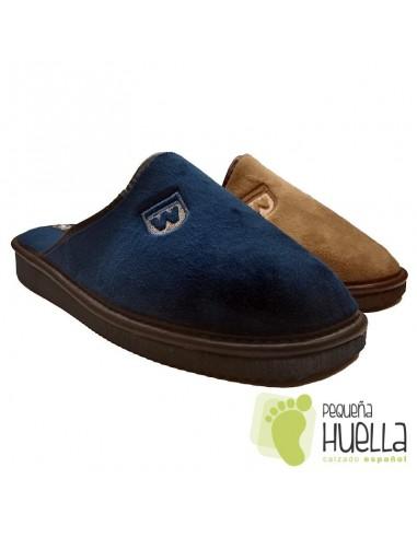 Zapatillas de casa para hombre Javer