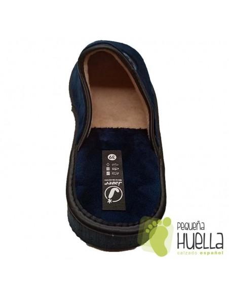 Zapatillas de casa para caballero Javer