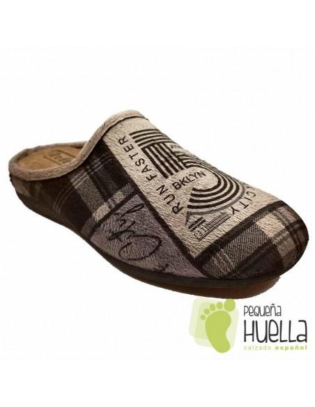 Zapatillas para casa señor Rodevil