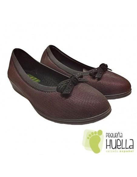 Doctor Cutillas Zapatos señora de licra extra blanda 758A