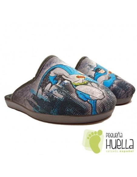 Zapatillas Batman para chicos Zapy