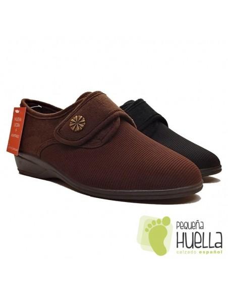 Zapatillas señora Licra Doctor Cutillas 761