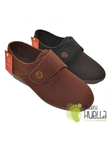 Zapatillas para señoras de Licra Doctor Cutillas 761
