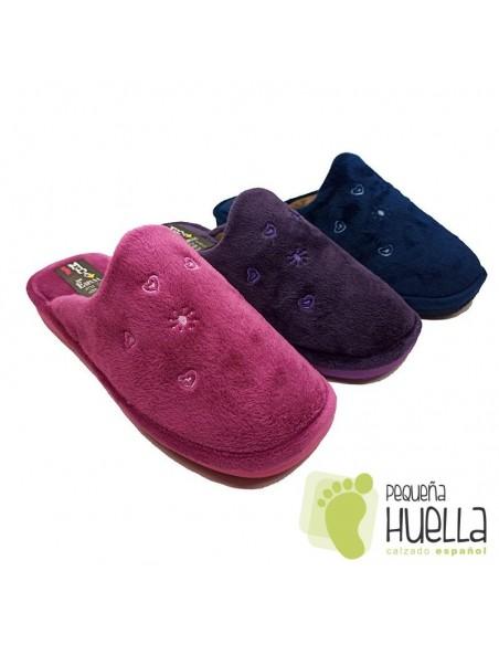Zapatillas de casa para invierno de chicas Berevere