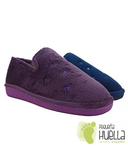 Zapatillas de chica para casa Berevere IN0585