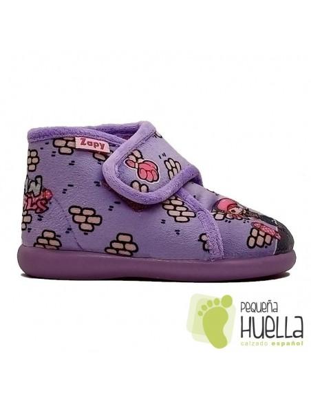 Zapatillas de Casa girl para Niñas Zapy