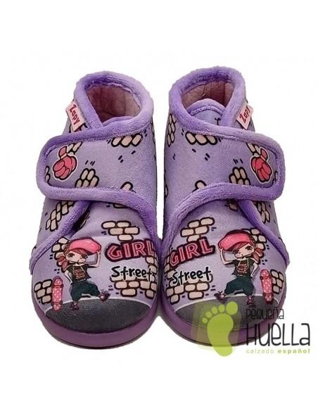 Botas de Casa girl para chica Zapy