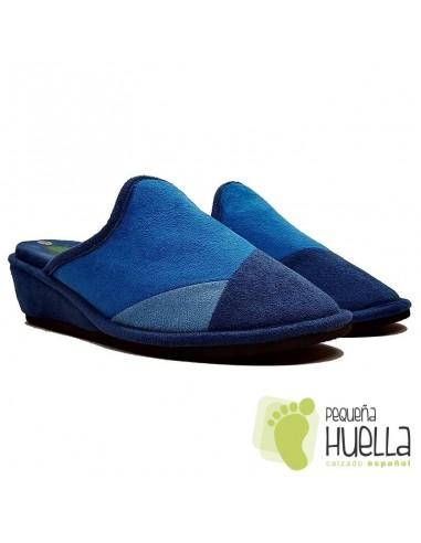 Zapatillas casa para el verano de Mujer MISSPATILLAS