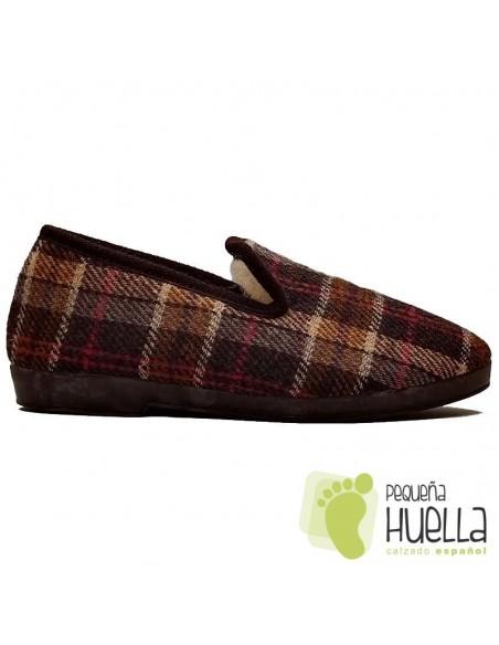 Zapatillas confort para hombre Cesmony 263