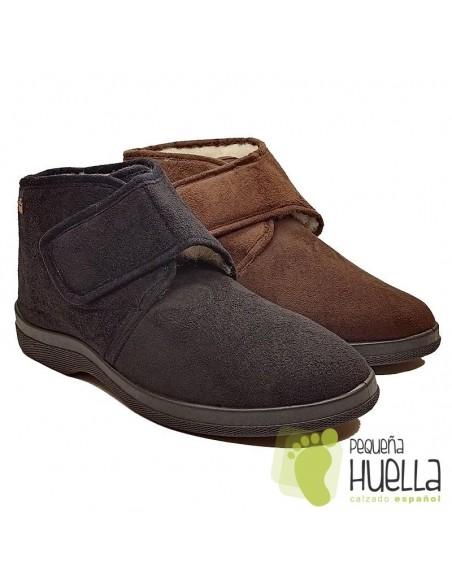 Zapatillas botas Señor Casa Doctor Cutillas 21276