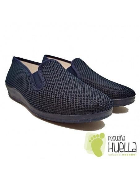 Zapatillas mujer rejilla Cesmony 07R