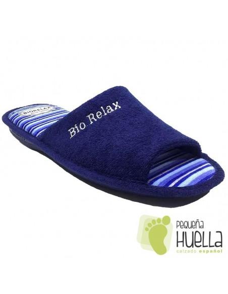 Zapatillas hombre Biorelax 1461