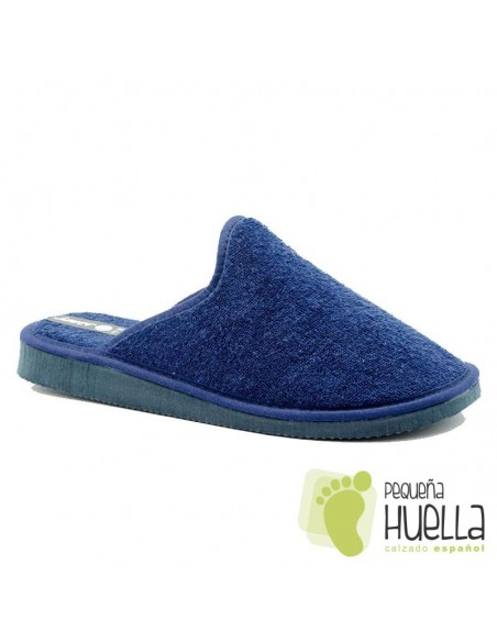 Chinelas azul marino de verano Javer 210