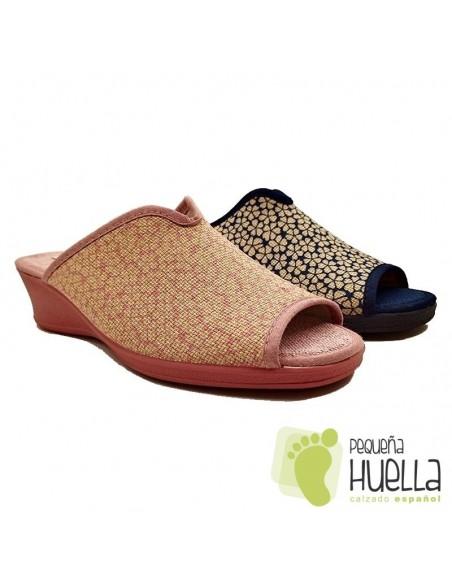 Zapatillas de casa para Mujer J. Ortega 3217