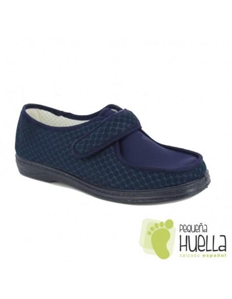 Zapatillas Señora Calle Ancho Especial Doctor Cutillas 14181