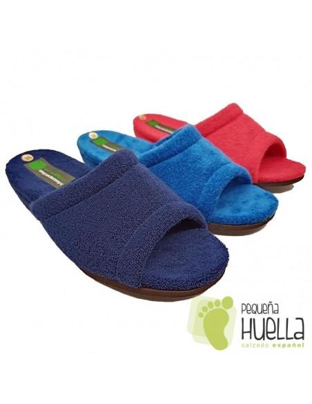 Zapatillas de felpa Mujer Misszapatillas