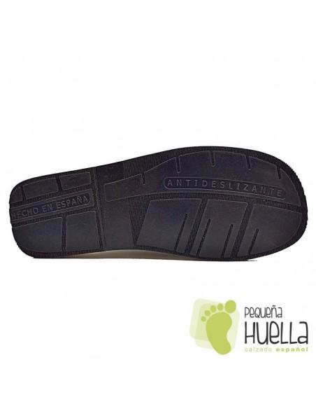 Zapatillas de casa antivirus para Mujer Doctor Cutillas 24519