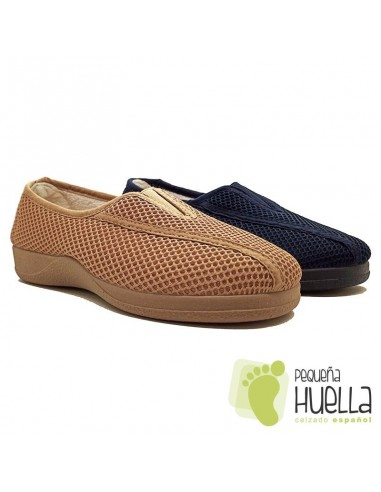 Zapatillas mujer con elástico Ruiz y Gallego 980