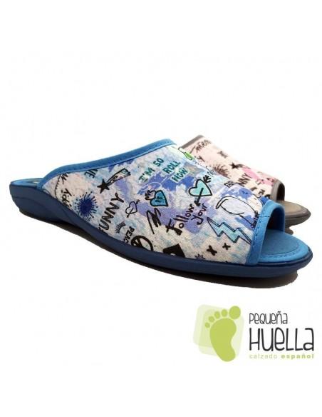 Zapatillas casa chica, CASA DONA 060