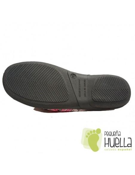 Zapatillas casa mujer, CASA DONA 060