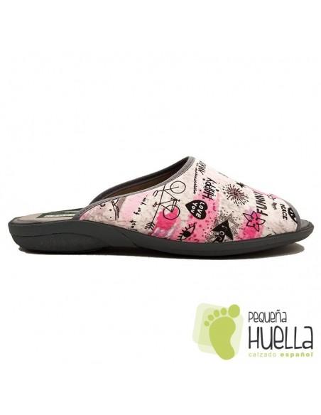 Zapatillas casa chicas, CASA DONA 060