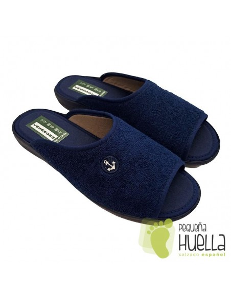 Zapatillas toalla chica, CASA DONA Ancla 052