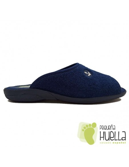 Zapatillas felpa mujer, CASA DONA Ancla 052