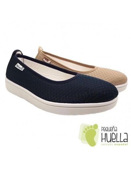 Zapatillas cómodas de Mujer, LA PERCLA 2303
