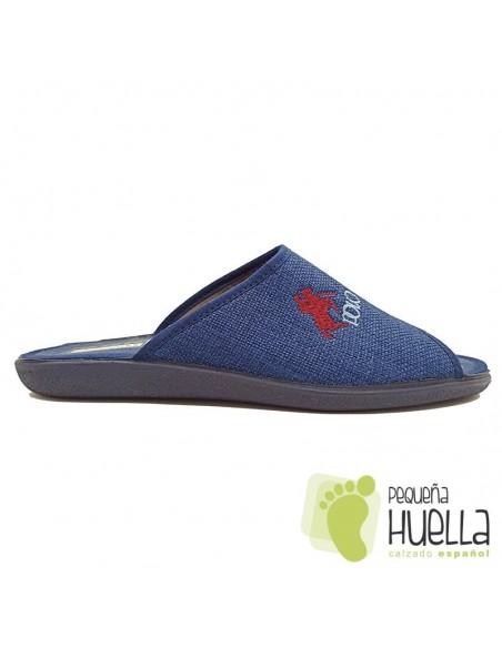 Zapatillas Polo Hombre, CASA DONA 0234