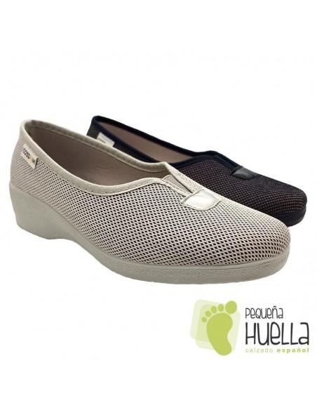 Zapatos mujer cómodos Cosdam AMAZONAS 2556