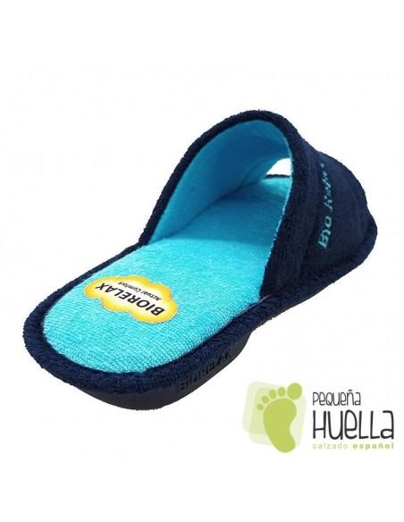 comprar Zapatillas mujer rizo Biorelax 4027 online