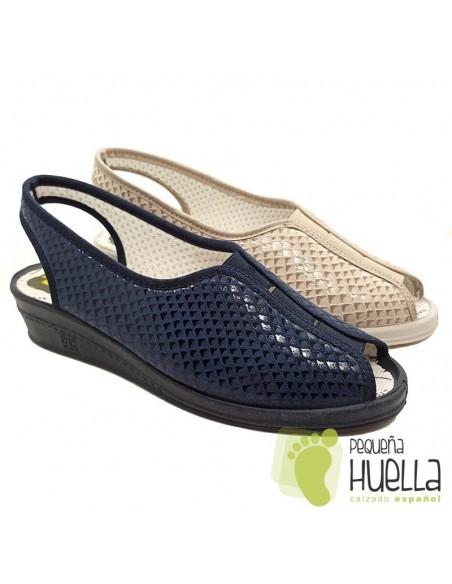 Sandalias señoras Doctor Cutillas 9821