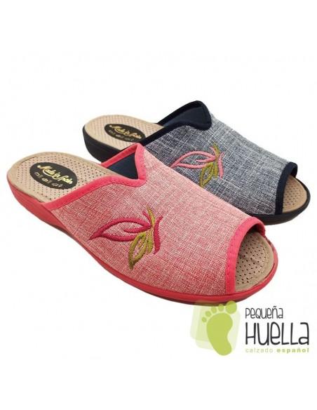 Zapatillas para chicas de verano CUMBRES 211002