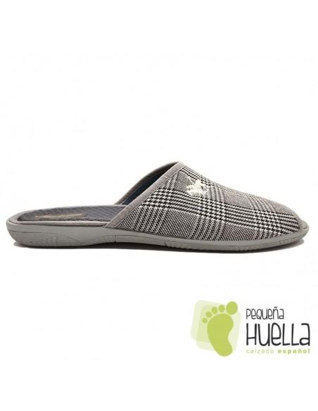 Zapatillas grises para hombre CUMBRES 2163
