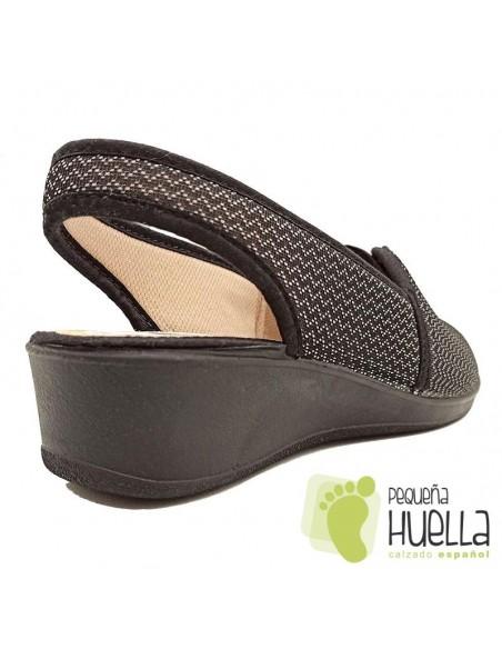 Zapatos Anatómicas Señora, Muyter 732